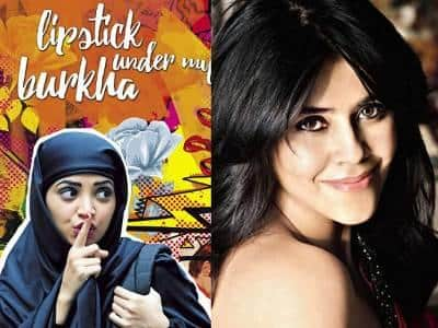 If There Is Anything I Really Want, It's This Film To Work: Ekta Kapoor On Lipstick Under My Burkha
