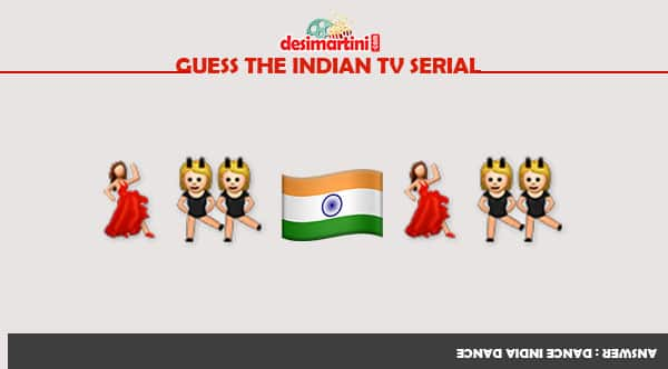 Can You Guess The Names Of The Popular TV Shows Hidden In These Emoticons?