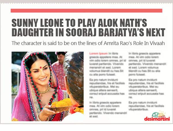 FAKE NEWS ALERT: Bollywood Headlines That Are Too Good To Be True