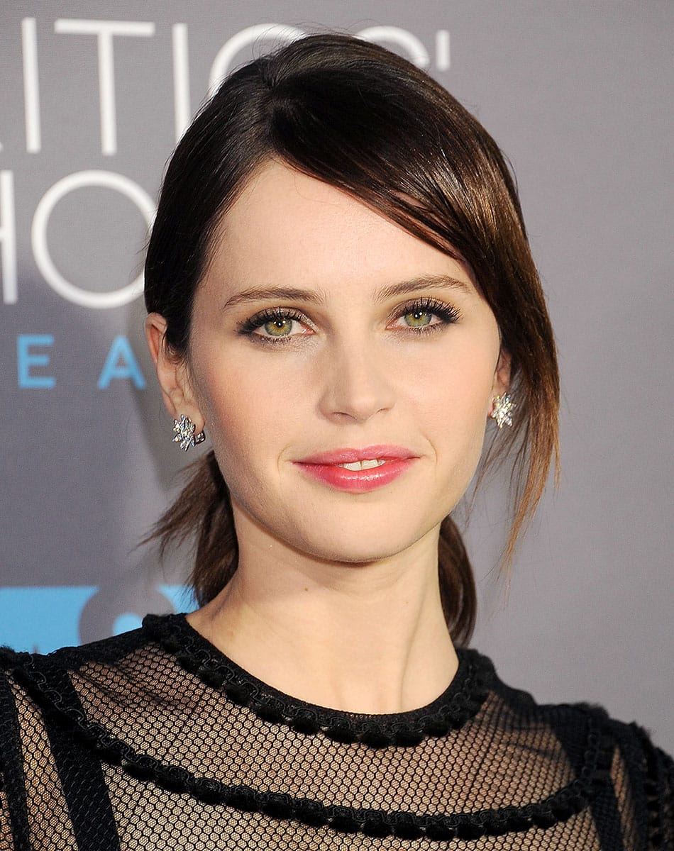 Universal Acquires Felicity Jones' Swan Lake Movie Project Rights