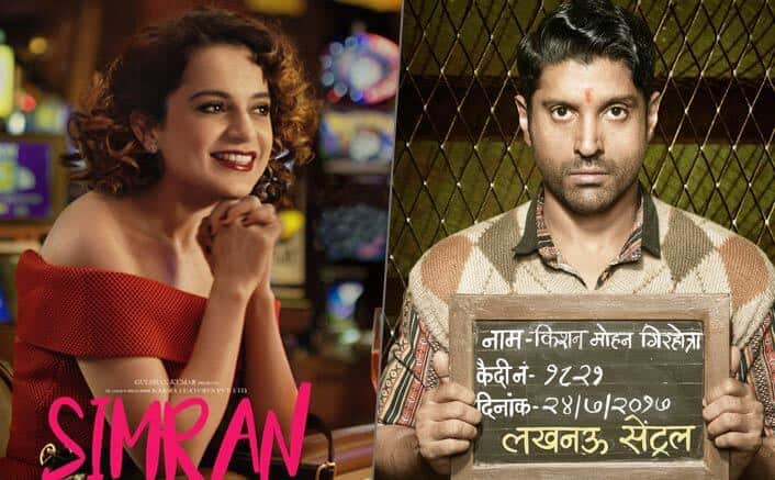 Simran Or Lucknow Central? Guess Which Film Won The Box Office Battle!