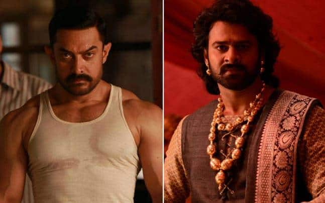 Baahubali 2 Vs Dangal - Which one will be the Highest Grossing Indian Movie Worldwide