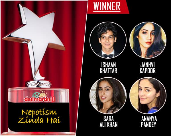 After Eventful Year Gone By Here's Awarding The Most Entertaining Celebrities Of Bollywood In 2017
