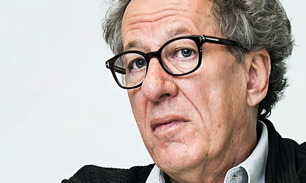 I Have Realised In The Last Five Years That I Am Older: Geoffrey Rush