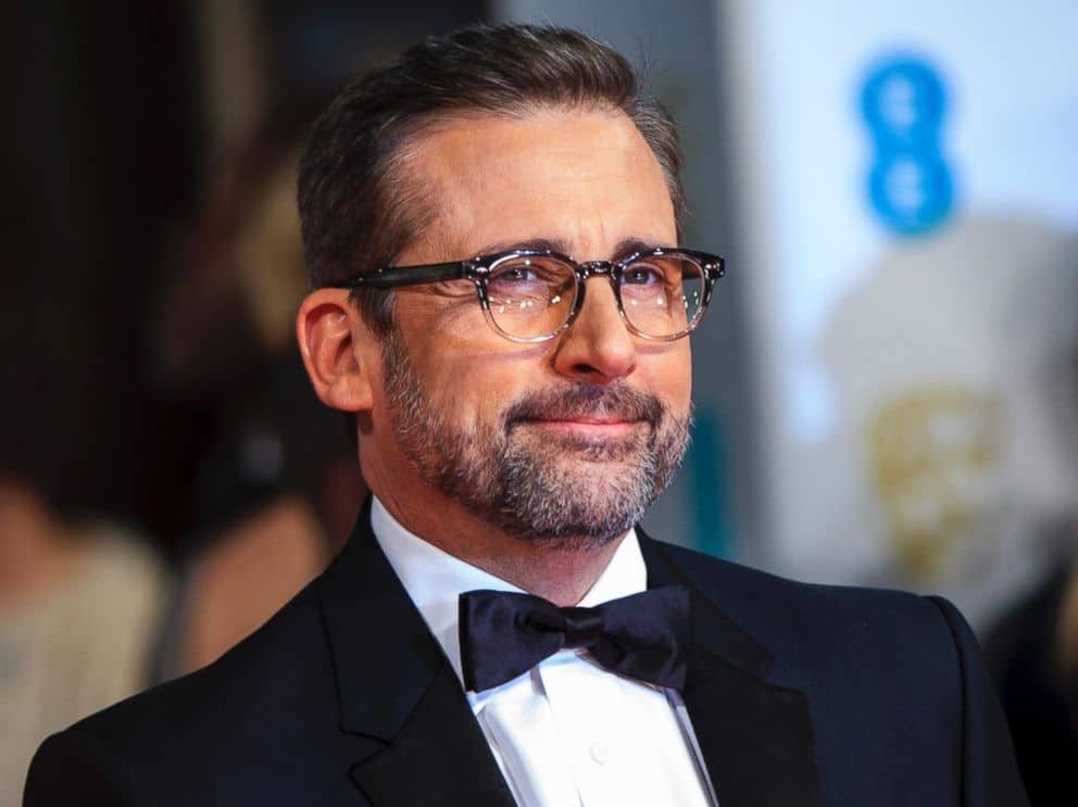 Here's What Steve Carell Thinks The World Needs
