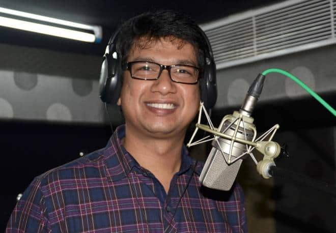 Vijay Prakash Dons The Hat Of A Music Director Again
