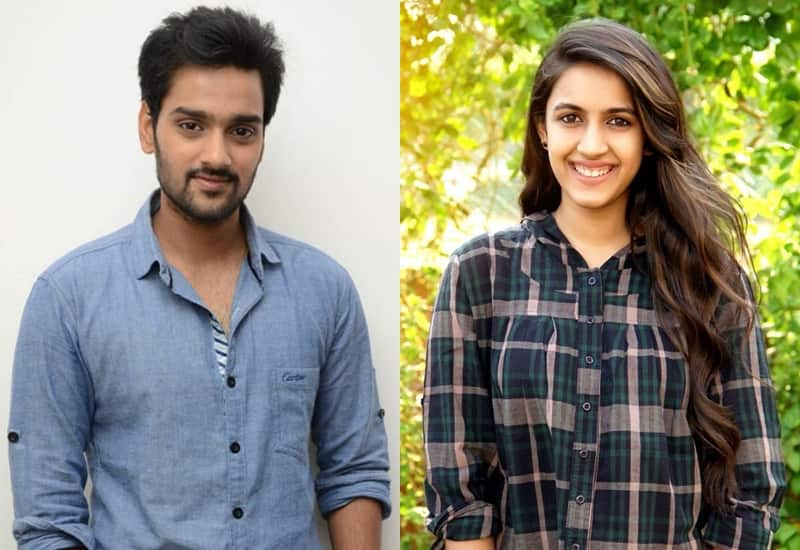 Niharika Konidela To Romance Sumanth Ashwin In Happy Wedding