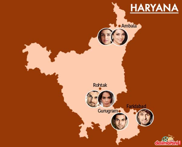 In Pics: Your Favorite Bollywood Stars And The States They Belong To