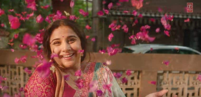 Vidya Balan's Endearing Hawa Hawai 2.0 From Tumhari Sulu Will Make Your Day A Happier One
