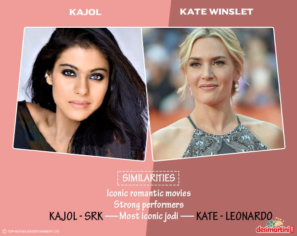 If Hollywood Was Bollywood, Here's Who Your Favorite Actresses Would Be!