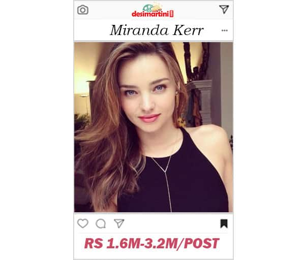 This Is What It Costs If You Want These Super Hot Hollywood Models To Endorse For You On Instagram!