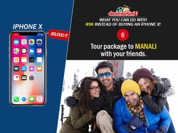 8 Things The Bollywood Buff In You Will Prefer Instead Of Buying An iPhone X Worth Rs. 90000!