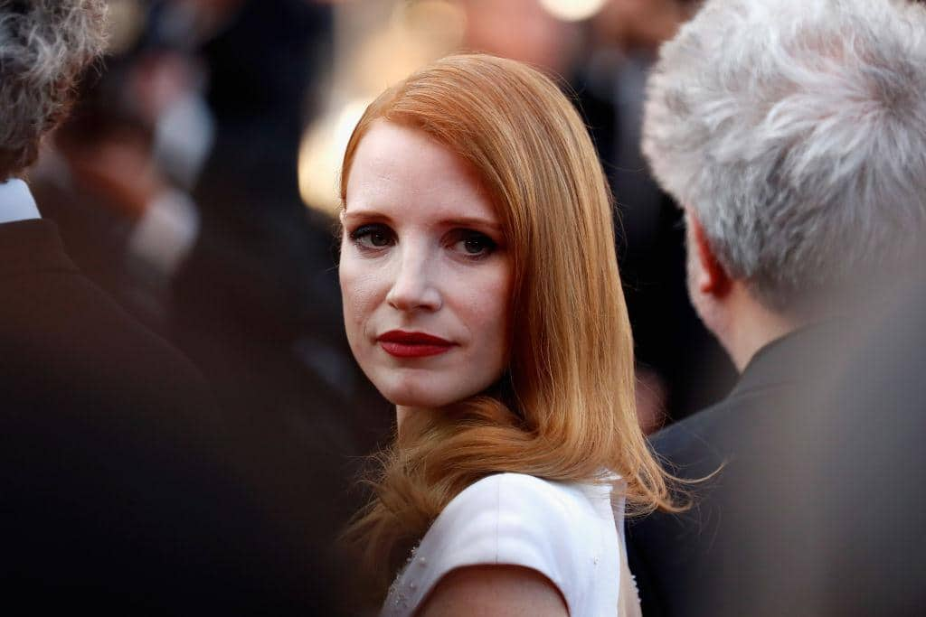 Jessica Chastain: This Is An Industry Rife With Racism, Sexism And Homophobia