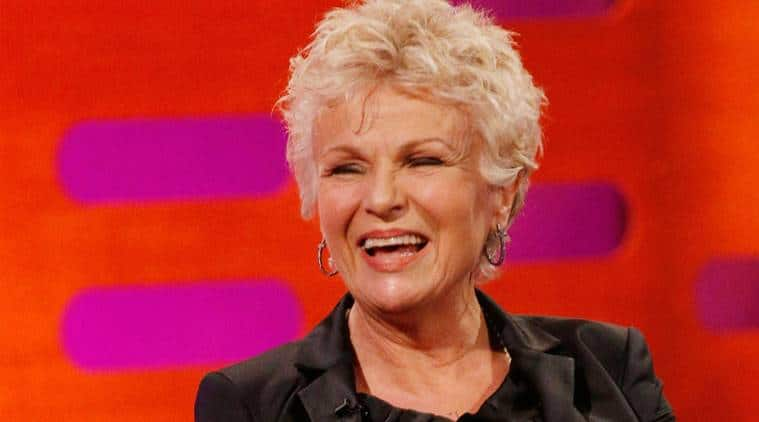 Here's What Julie Walters Wants To Play