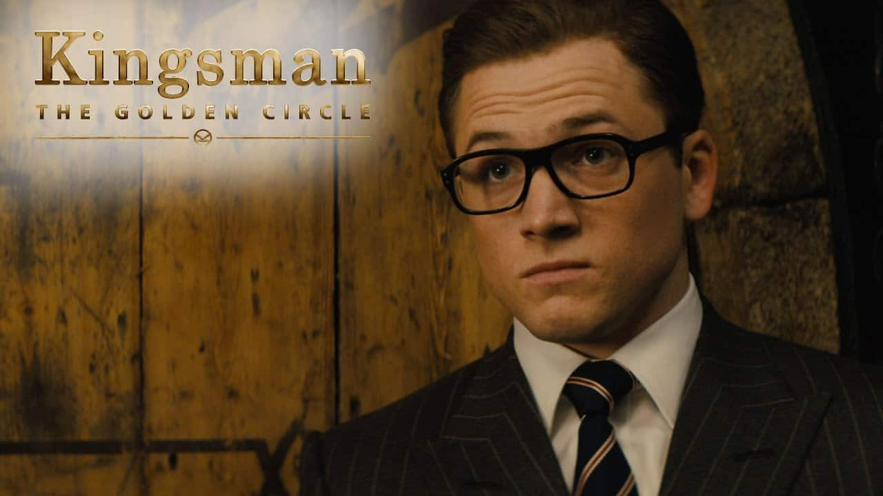 Kingsmen To Hit Theatres This Week!