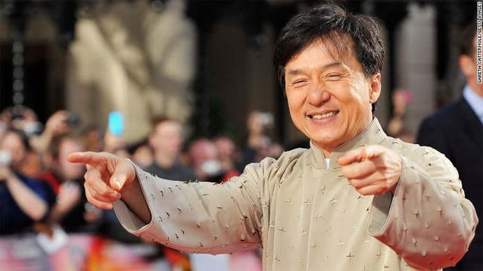 I Do My Own Stunts To Keep My Fans Happy: Jackie Chan