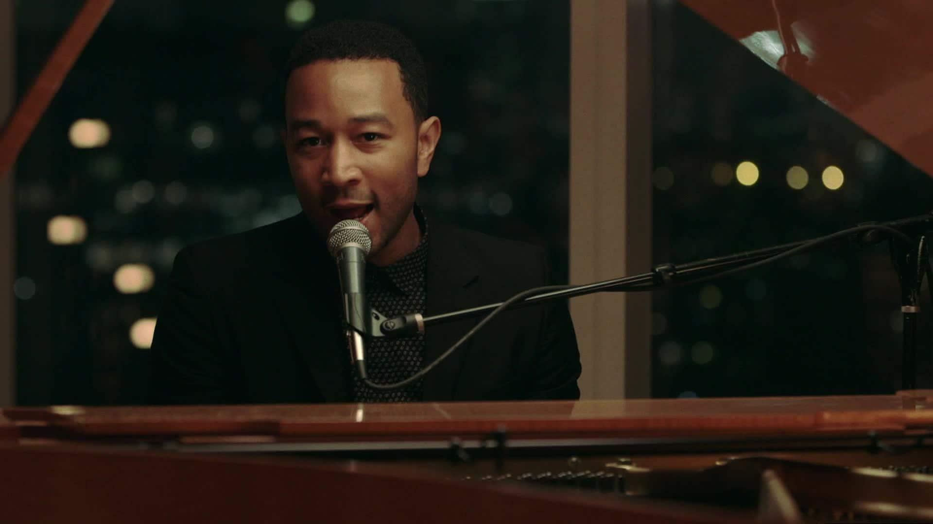 John Legend's Pregnant Wife Talks About His Upcoming Jesus Christ Superstar Live Concert