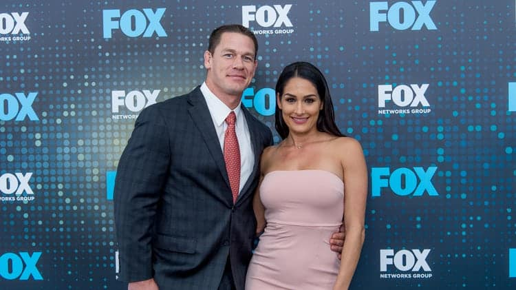 I Don't Want Anybody Else; I Want To Make Her My Wife: John Cena on Nikki Bella