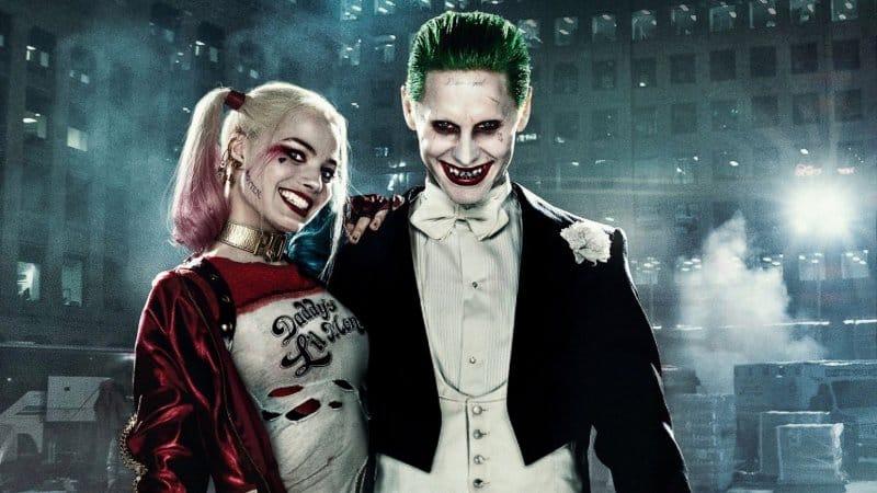 Warner Bros. Developing Joker-Harley Movie With Jared Leto, Margot Robbie