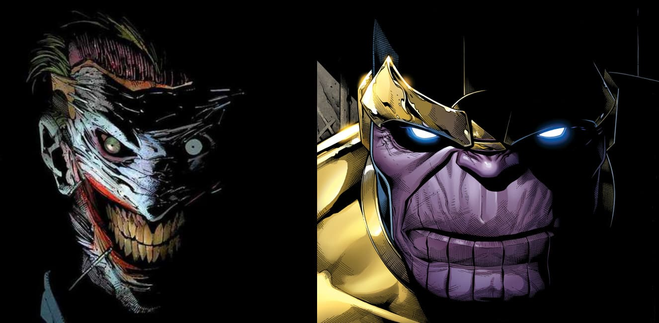 5 Times When Marvel Copied From Joker And Other DC Villains