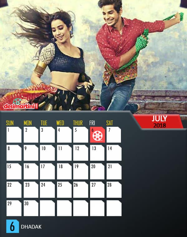 2018 Is The Most Exciting Year For Bollywood Buffs And This Complete Calender Of Releases Proves Our Point
