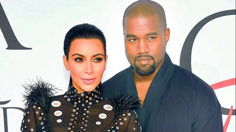 Thief Burglarised Kim Kardashian And Kanye West's Driveway