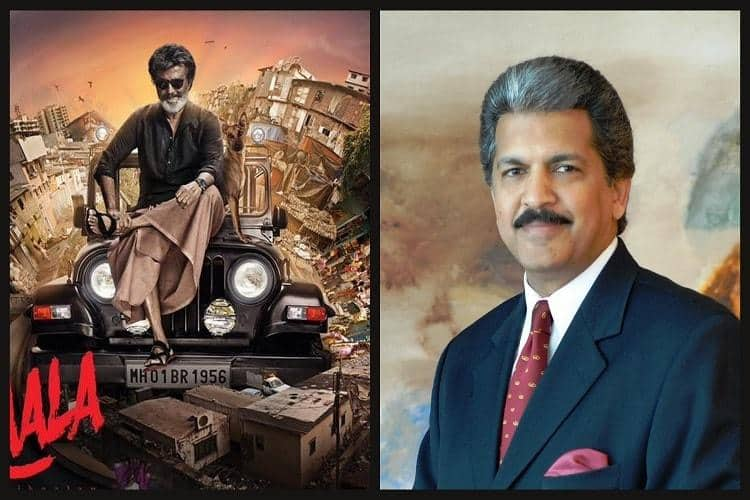 Anand Mahindra: My Jeep Is Honoured To Be Chosen As Superstar's Chariot