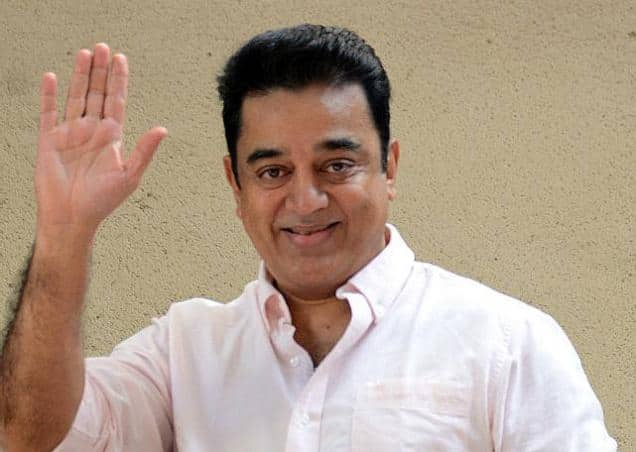 Kamal Haasan Storms Social Media With His Political Outlook