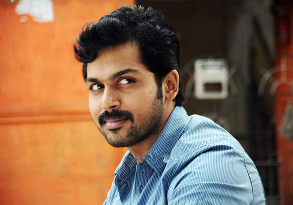 Karthi Shoots For A Rekla Sequence In Pandiraj's Next!