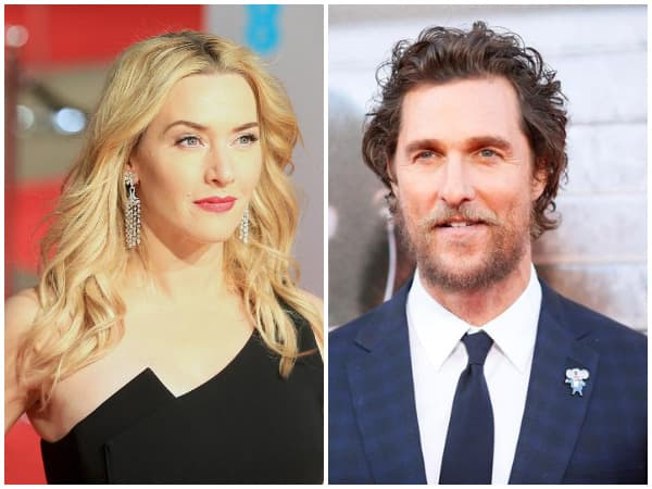Kate Winslet Initially Auditioned For Titanic With Matthew McConaughey