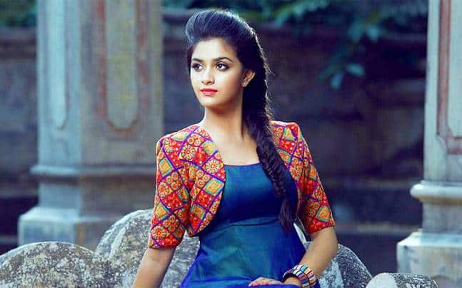 Keerthy Suresh Was Afraid and Felt Pressure To Play Savitri