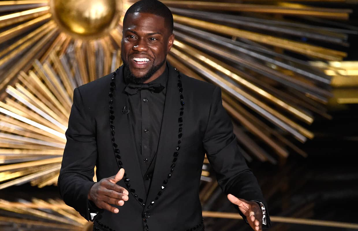 Kevin Hart Turns Writer With 'I Can't Make This Up: Life Lessons'