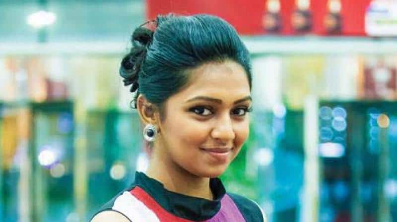 Lakshmi Menon:  I Have Been Dancing Much Before I Came Into Films