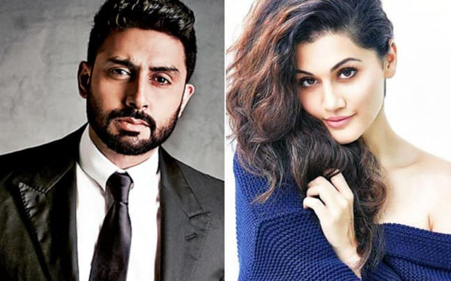 Could This Be Abhishek Bachchan's Next Project?
