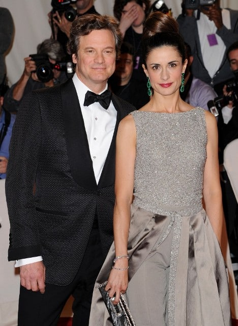 Colin Firth Is Now A Citizen Of Italy
