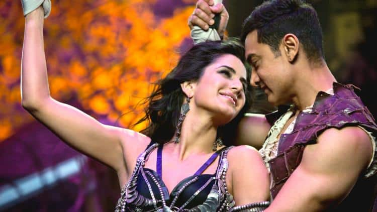 Aamir Khan,Katrina Kaif's Title Track For Thugs Of Hindostan To Be Shot This Week