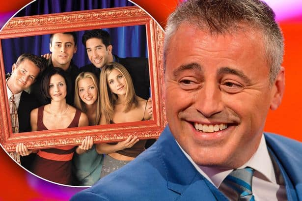 Once It's Over, It's Over: Matt LeBlanc Rules Out FRIENDS Reunion