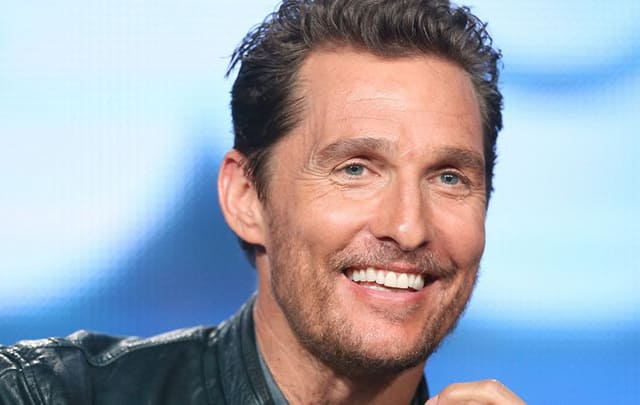 Matthew McConaughey To Play Character With Superpowers In His Next