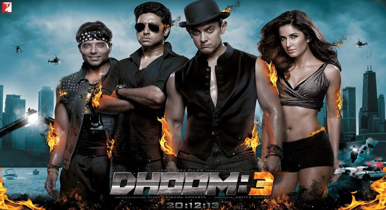 The Highest Grossing Bollywood Movies In Foreign Countries