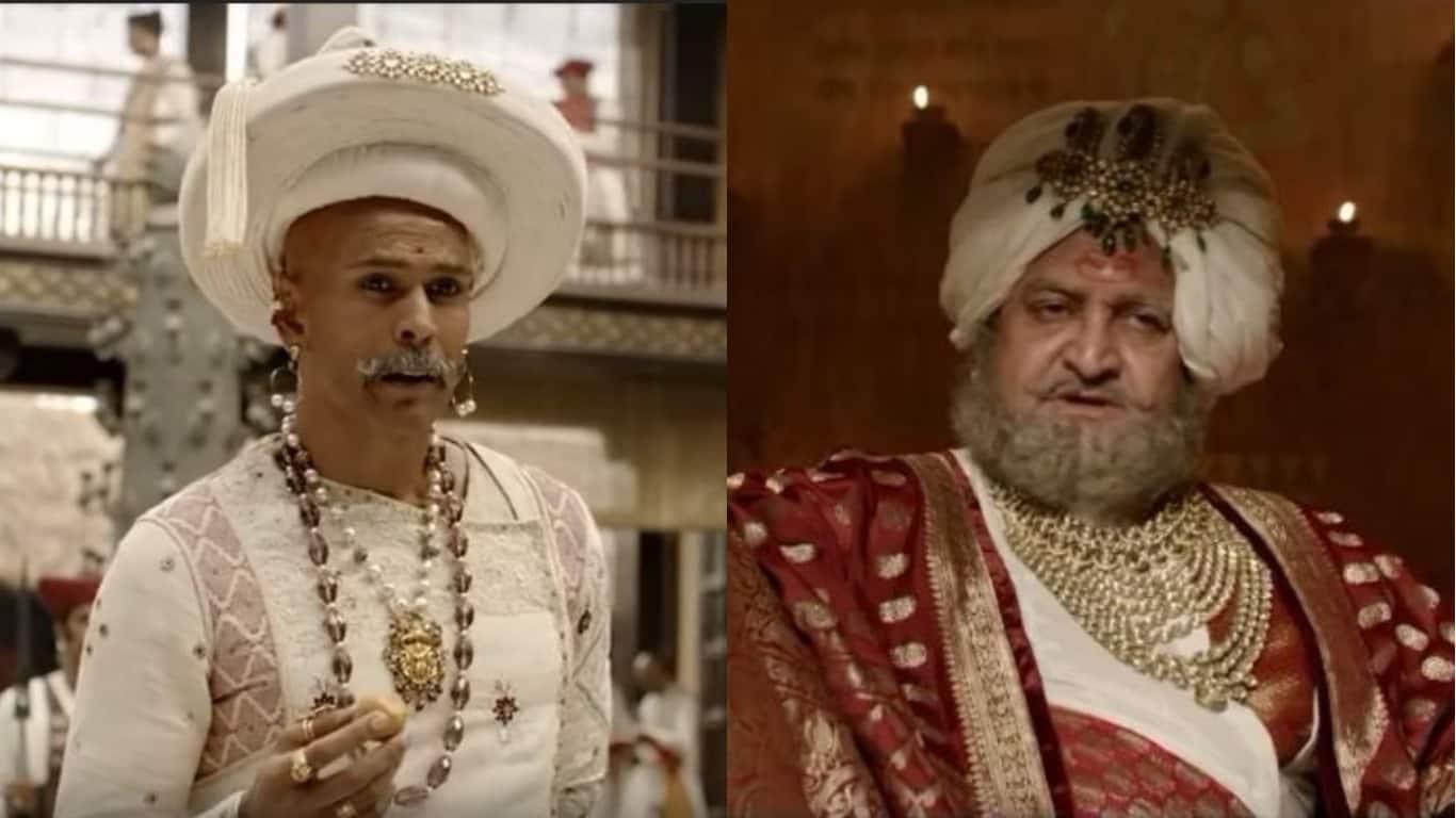 फिल्म 'बाजीराव मस्तानी' के बारे में ये बातें आपको नहीं पता होंगी !