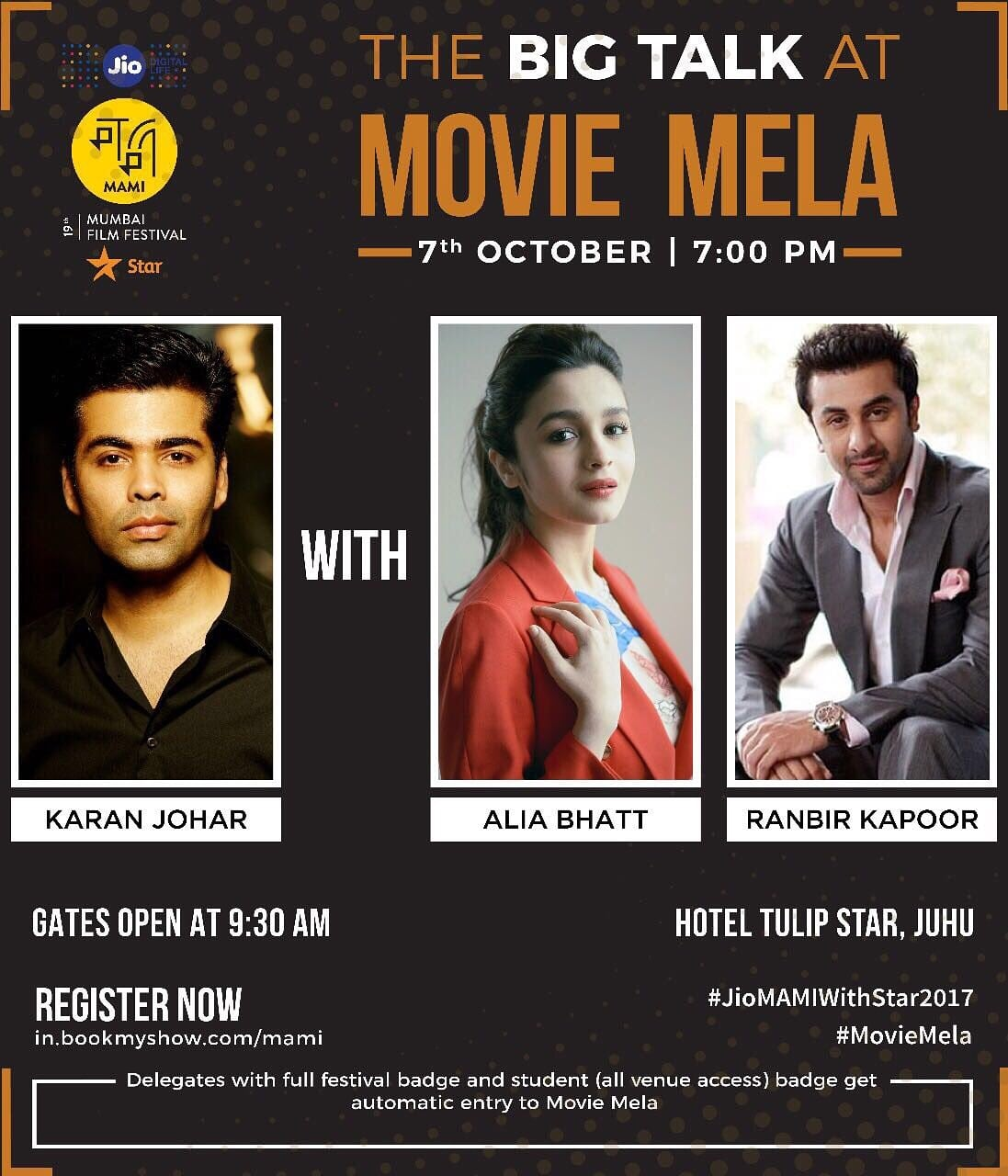 MAMI Movie Mela: Guess How Much Money Are Bollywood Celebs Charging To Attend The Event?