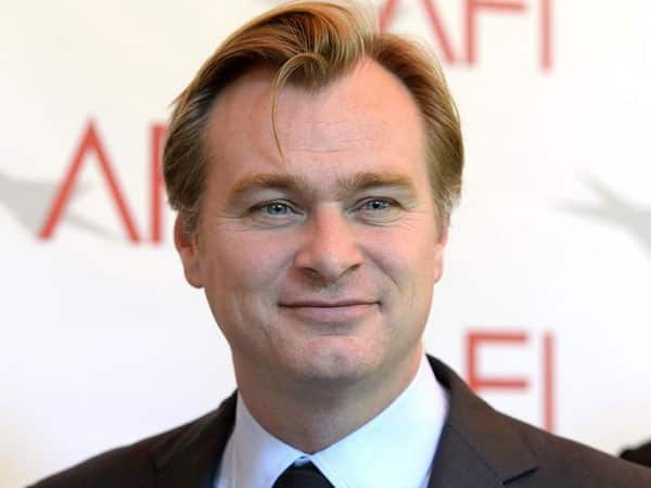 Christopher Nolan Visits China For 'Dunkirk'