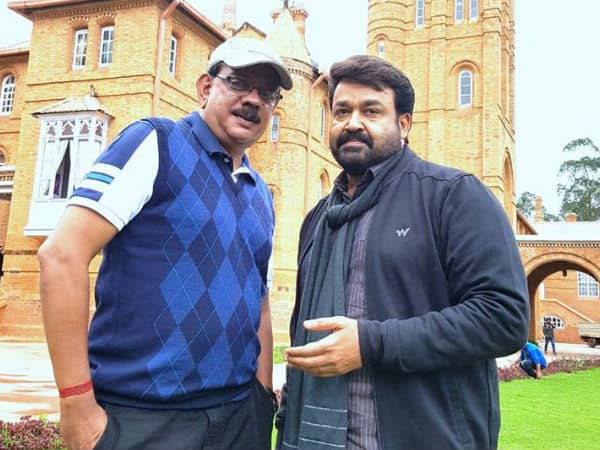 Mohanlal and Priyadarshan To Reunite For A Period Film