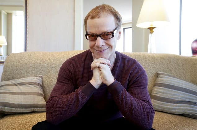 Danny Elfman's Views On Scoring Music For Justice League