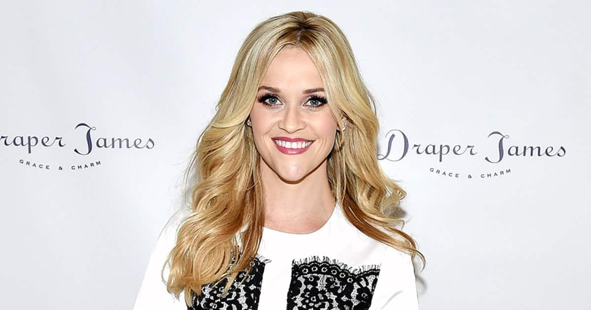 Family Is Reese Witherspoon's Priority Before Career
