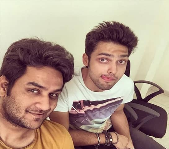 Watch: Parth Samthaan And Vikas Gupta Dance Together! Have They Patched Up?