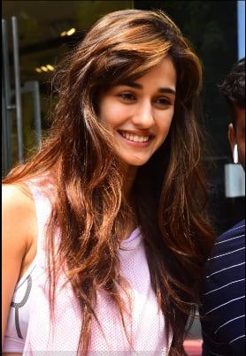 Not Tiger Shroff, But Disha Patani Chose To Spend Her Sunday With This Mystery Man