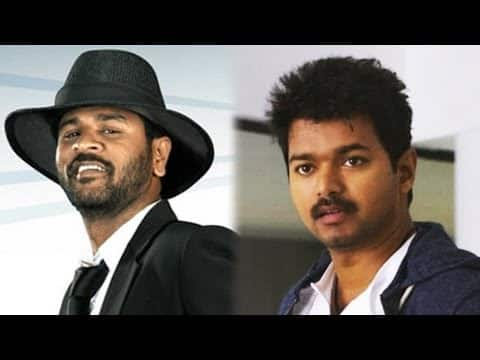 And the Duo's Back: Vijay and Prabhudeva to Team Up Again