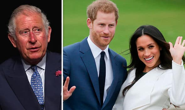 Prince Charles Chooses Meghan Markle To Walk Down The Aisle At Royal Wedding After Her Dad Steps Out