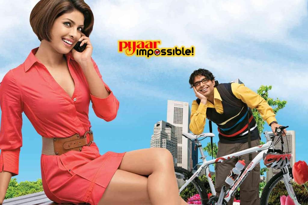 7 Flop Bollywood Actors Who Got To Romance Desi Girl Priyanka Chopra